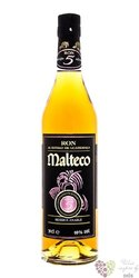 "Malteco reserva "" Amable "" aged 5 years rum of Guatemala 40% vol.  0.70 l"