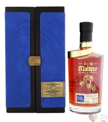 "Malteco vieux 1986 "" Seleccion "" vintage rum of Guatemala 40% vol. 0.70 l"