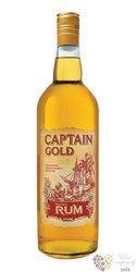 """Captain Silver """" Spiced  """" Caribbean rum 35% vol.  1.00 l"""