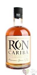 Cariba dark caribbean rum 37.5% vol. 0.70 l