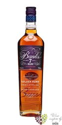 "Banks 7 "" Golden age "" aged multi islands blended caribbean rum 40% vol.    0.70 l"