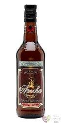 "Arecha "" Aňejo "" aged Cuban rum 38% vol.   0.70 l"