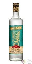 "Tiki Lovers "" White "" plain Jamaican rum by Appleton Estate 50% vol.  0.70 l"