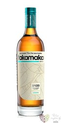 "Takamaka bay "" Dark spiced "" flavored rum of Seychelles islands 38% vol.  0.70 l"