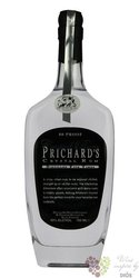 "Prichard´s "" Crystal "" white rum of American Virginia islands 40%    0.70 l"