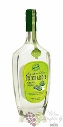 "Prichard´s "" Key Lime "" flavored rum of American Virginia islands 35% vol.     0.70 l"