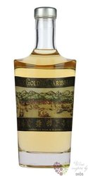 Caribbean spiced gold flavored Panamas rum 40% vol.    0.70 l