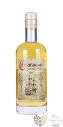 Caribbean Golden 2002 aged vintage rum 40% vol.    0.70 l