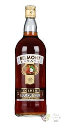 "Belmont Estate "" Gold coconut "" flavored rum of St. Kitts 40% vol.    0.70 l"