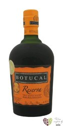 "Botucal "" Reserva "" aged rum of Venezuela 40% vol.  0.70 l"