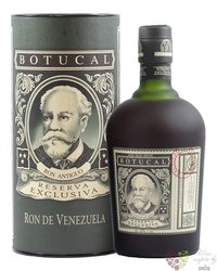 "Botucal "" Reserva Exclusiva "" gift box aged rum of Venezuela 40% vol.   0.70 l"
