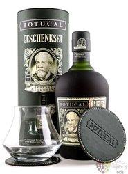 "Diplomatico Botucal "" Reserva "" gift set Venezuelan rum 40% vol.  0.70 l"