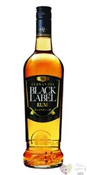 "Fernandes "" Black label "" rum of Trinidad & Tobago 40% vol.    0.70 l"