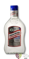 "Aquardiente "" Antioqueno "" white rum of Colombia 29% vol.   1.00 l"