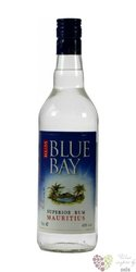 Blue bay white rum of Mauritius 37.5% vol.    0.70 l