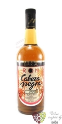 "Cabeza Negra "" Oro Especial "" aged Mexican rum 38% vol.     1.00 l"