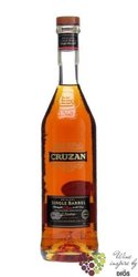 "Cruzan "" Estate single barrel "" aged 12 years rum of Virginia Islands 40% vol. 0.70 l"