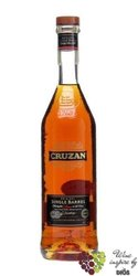 "Cruzan "" Estate single barrel "" aged 12 years rum of Virginia Islands 40% vol. 1.00 l"