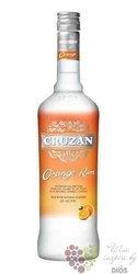 """Cruzan """" Orange """" rum of Virginia Islands 21% vol. 1.00 l"""
