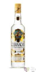 "Cubanacan "" Blanco Superior "" white rum of Dominican republic 38% vol.     0.70l"
