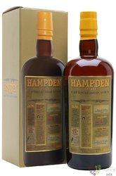 "Hampden Estate "" Velier Pure single "" aged Jamaican rum 46% vol.  0.70 l"