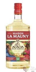 "la Mauny agricole vieux "" Acacia "" aged rum of Martinique 50% vol. 1.00 l"