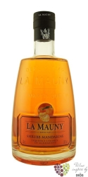 "La Mauny agricole "" Mandarine Peel Shrubb "" flavored rum of Martinique 30% vol.0.70 l"