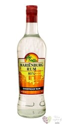 Marienburg white extra strong rum of Suriname 81% vol.  0.70 l
