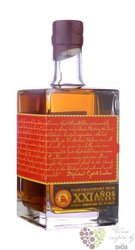 Tres Hombres 21 years old rum of Dominican republic 41.6% vol.   0.70 l