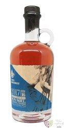"""Tres Hombres batch 16 """" la Palma Miel """" flavored Canarian rum 45% vol.  0.70 l"""