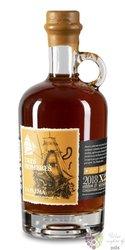 "Tres Hombres batch 23 "" la Palma Fuerte X "" aged 10 years Canarian rum 43% vol.0.70 l"