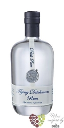 "Flying Dutchman "" Blanc "" triple distilled Copper pott stil Dutch rum Zuidam 40% vol.   0.70 l"
