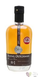 "Flying Dutchman "" Dark Rum no.1 "" triple distilled copper pott stil Dutch rum Zuidam 40% vol. 0.70 l"