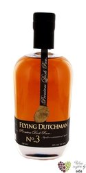 "Flying Dutchman "" Dark no.3 "" triple distilled Copper pott stil Dutch rum Zuidam 40% vol.  0.70 l"