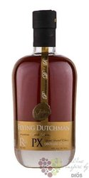 "Flying Dutchman "" PX 2012 "" triple distilled Copper pott stil Dutch rum Zuidam 40% vol.  0.70 l"
