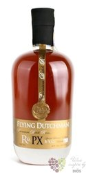"Flying Dutchman "" PX ""  aged 5 years Copper pott stil Dutch rum Zuidam 40% vol.0.70 l"