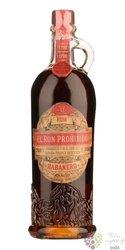 el ron Prohibido Habanero 12 years aged Mexican rum 40% vol.  0.70 l