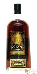 "Ocean´s 1997 "" Atlantic edition "" mixed caribbean rum of Canary Islands 43% vol.    1.00 l"