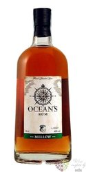 "Ocean´s "" Deep "" aged 7 years caribbean rum of Canary Islands 43% vol.    0.70 l"