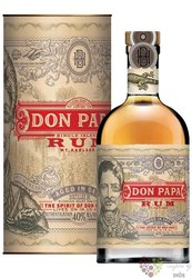 Don Papa gift tube aged Filipinian rum 40% vol.     0.70 l