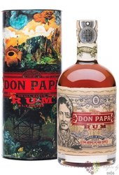 "Don Papa "" Art "" aged Filipinian rum 40% vol.  0.70 l"