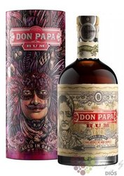 "Don Papa "" Masskara "" aged Filipinian rum 40% vol.  0.70 l"