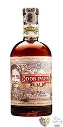 Don Papa aged Filipinian rum 40% vol.  0.20 l