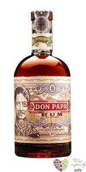 Don Papa aged Filipinian rum 40% vol.  0.20 l