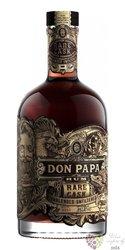 "Don Papa "" Rare cask 2019 "" aged Filipinian rum 50.5% vol.  0.70 l"