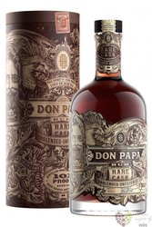 "Don Papa "" Rare cask 2017 "" aged Filipinian rum 50.5% vol.  0.70 l"