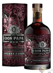 "Don Papa "" Sherry cask "" aged Filipinian rum 45% vol.  0.70 l"