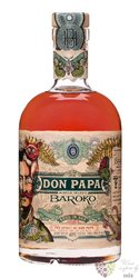 "Don Papa "" Baroko "" aged Filipinian rum 40% vol.  0.70 l"