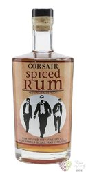 "Corsair "" Spiced "" flavored rum of Kentucky - USA 42.5% vol.    0.70 l"