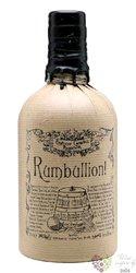 "Professor Cornelius Ampleforth´s "" Rumbullion "" aged English rum 42.6% vol.  0.35 l"